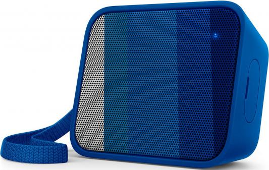 Портативная акустикаPhilips BT110A синий