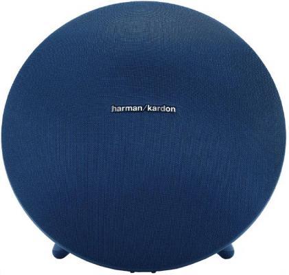 Акустическая система Harman Kardon Onyx Studio 4 синий колонка harman kardon onyx studio 3 grey onyxstudio3grayeu