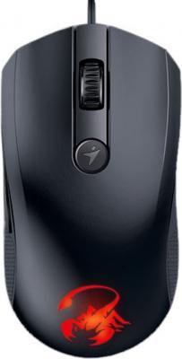лучшая цена Мышь проводная Genius X-G600 чёрный USB