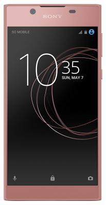 Смартфон SONY Xperia L1 Dual розовый 5.5 16 Гб NFC LTE Wi-Fi GPS 3G G3312Pink sony e5633 xperia m5 dual lte black