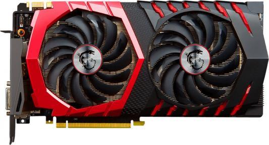Видеокарта 8192Mb MSI GeForce GTX 1070 Ti GAMING 8G PCI-E 256bit GDDR5 DVI HDMI DP Retail видеокарта 8192mb asus rog geforce gtx1070 pci e 256bit gddr5x dvi hdmi dp strix gtx1070 8g gaming retail
