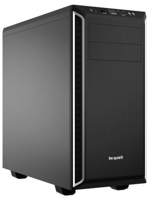 Корпус ATX Be quiet Pure Base 600 Без БП чёрный серебристый BG022