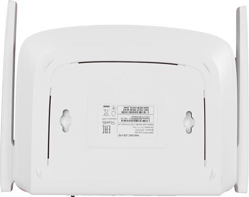 Беспроводной маршрутизатор Mercusys MW305R 802.11bgn 3000Mbps 2.4 ГГц 4xLAN белый