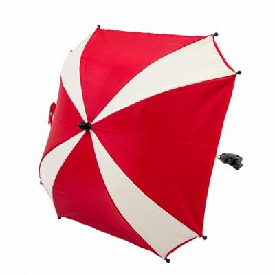 Зонтик для колясок Altabebe AL7003 (red/beige)