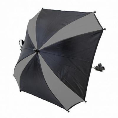 Зонтик для колясок Altabebe AL7003 (black/dark grey) зонтик для колясок altabebe al7001 black beige