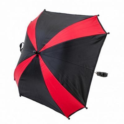 Зонтик для колясок Altabebe AL7003 (black/red)