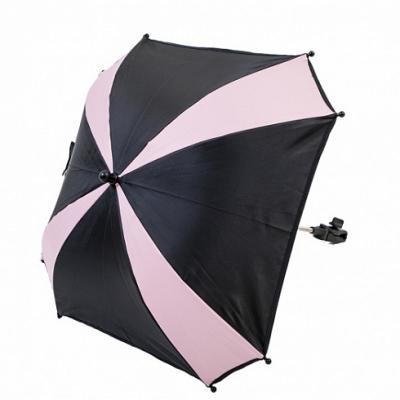 Зонтик для колясок Altabebe AL7003 (black/rose)