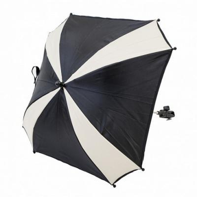 Зонтик для колясок Altabebe AL7003 (black/beige)