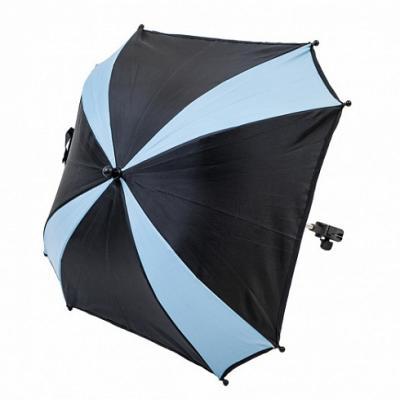 Зонтик для колясок Altabebe AL7003 (black/light blue)