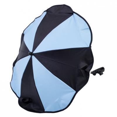 Зонтик для колясок Altabebe AL7001 (black/light blue) зонтик для колясок altabebe al7001 black beige