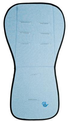 Матрасик-вкладыш 85x44см Altabebe Lifeline Polyester AL3006 (light blue) летний конверт 95 x 45 altabebe lifeline polyester al2450l bordeaux