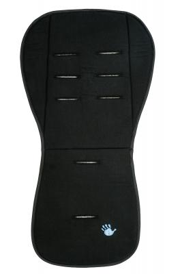 Матрасик-вкладыш 85x44см Altabebe Lifeline Polyester AL3006 (black)