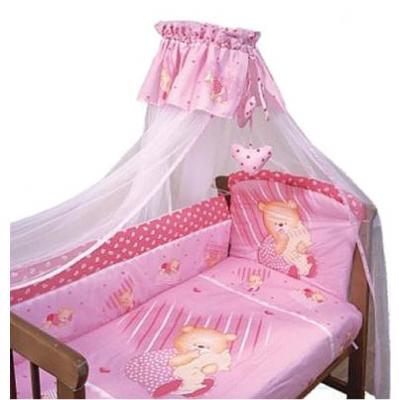Постельное бельё Золотой Гусь Мишутка (розовый) постельное бельё золотой гусь zoo bear бежевый