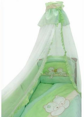 Постельное бельё Золотой Гусь Лапушка (зелёный) нижнее бельё
