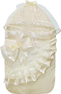 Конверт на выписку 6 предметов Золотой Гусь Лучик (молочный) конверт на выписку супермамкет justcute совы зима флис бант