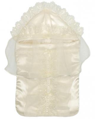 Конверт на выписку 6 предметов Золотой Гусь Версаль (молочный) конверт на выписку супермамкет justcute совы зима флис бант