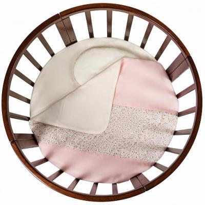 Постельное белье 3 предмета Chepe for Nuovita Provenza francese (бело-розовый)