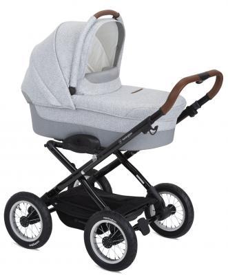 """Коляска для новорожденного Navington Corvet (колеса 12""""/цвет fuertei)"""