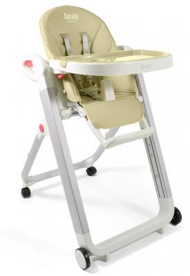 Стульчик для кормления Nuovita Futuro Bianco (sabbia)
