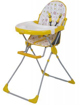 Стульчик для кормления Selby 251 (жёлтый) selby стульчик для кормления яркий луг цвет зеленый 1295 05
