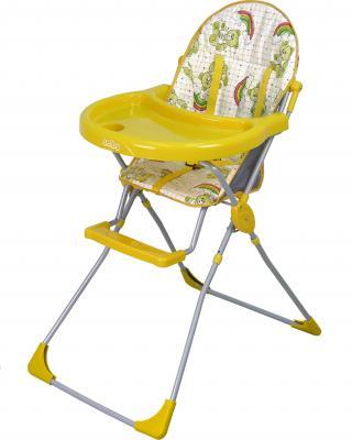 Стульчик для кормления Selby 152 (жёлтый)