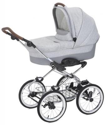 """Коляска для новорожденного Navington Caravel (колеса 14""""/цвет fuerte)"""