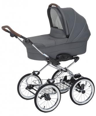 """Коляска для новорожденного Navington Caravel (колеса 14""""/цвет roca)"""