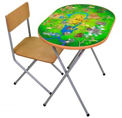 Комплект детской мебели Фея Досуг 302 (рыцари)