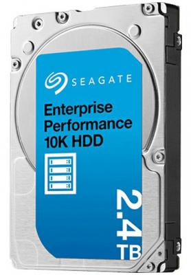 Жесткий диск 2.5 2.4Tb 10000rpm SAS Seagate ST2400MM0129