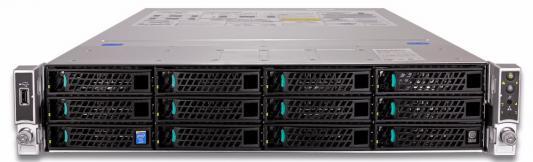 Серверная платформа Intel R2308WFTZS 952631 серверная платформа intel r2208wt2ysr 943827
