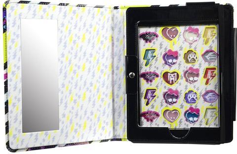 Игровой набор детской декоративной косметики Markwins «Monster high»  чехле для планшета
