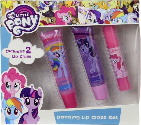 Игровой набор детской декоративной косметики Markwins My Little Pony для губ 3 предмета 9711051