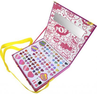 Игровой набор детской декоративной косметики Markwins POP для лица (большой) 3704551 markwins набор детской косметики pop girls