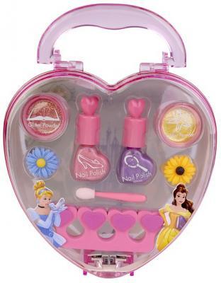 Игровой набор детской декоративной косметики Markwins Princess для ногтей 9716351