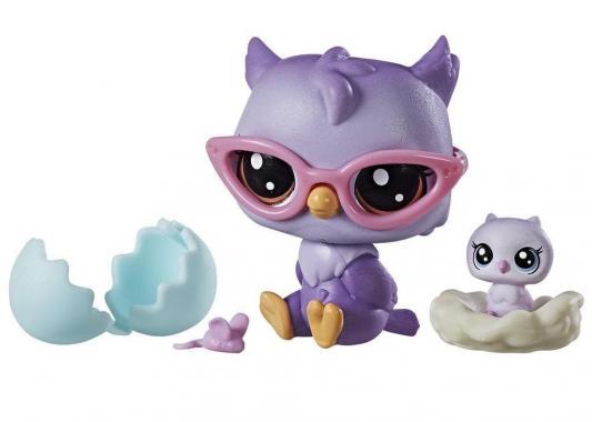 Набор фигурок Littlest Pet Shop B9358 littlest pet shop набор фигурок в9358 е0463
