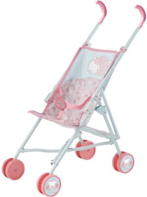 Коляска-трость для кукол Zapf Creation Baby Annabell 1423520 zapf creation коляска трость с козырьком 794012