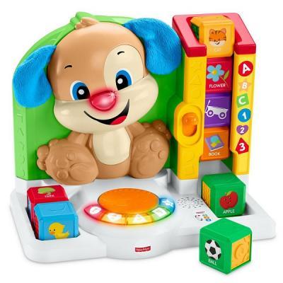 Интерактивная игрушка Fisher Price Смейся и учись от 1 года