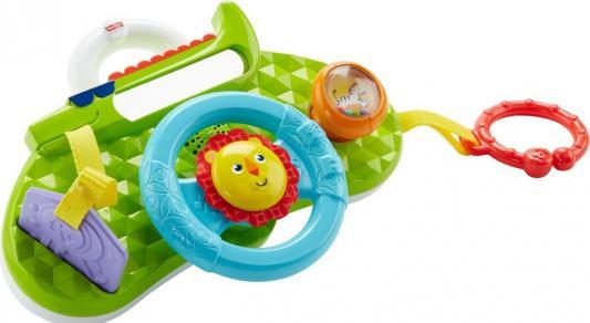 Интерактивная игрушка Fisher Price Львенок от 6 месяцев fisher fisher price маленькие образовательные раннего детства игрушка повозки животных львенок fp1004