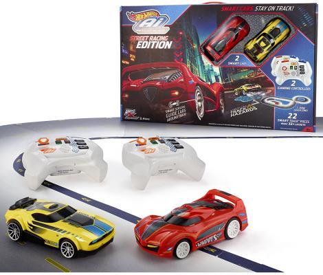 Игровой набор Hot Wheels (Mattel) Умная трасса 26 предметов