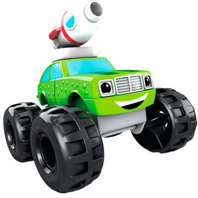 Конструктор MEGA BLOKS Вспыш и чудо-машинки - Pickle 4 элемента игрушка раскачивающаяся гусеница mega bloks