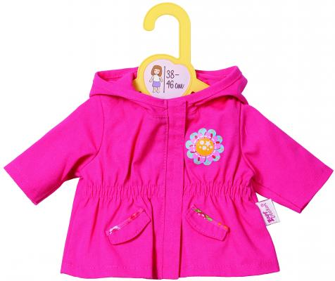 Одежда для кукол Zapf Creation Курточки 870-266 в ассортименте куклы и одежда для кукол precious кукла близко к сердцу 30 см