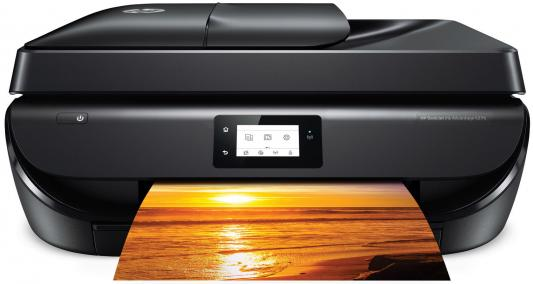 цена на МФУ HP Deskjet Ink Advantage 5275 M2U76C цветное A4 20/17ppm 1200x1200dpi Wi-Fi USB