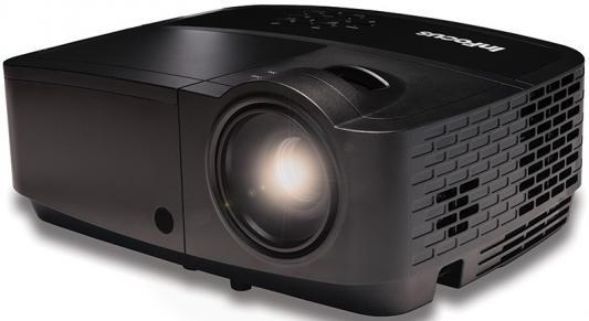 Проектор InFocus IN119HDx 1920х1080 3200 люмен 15000:1 черный проектор infocus in119hdx