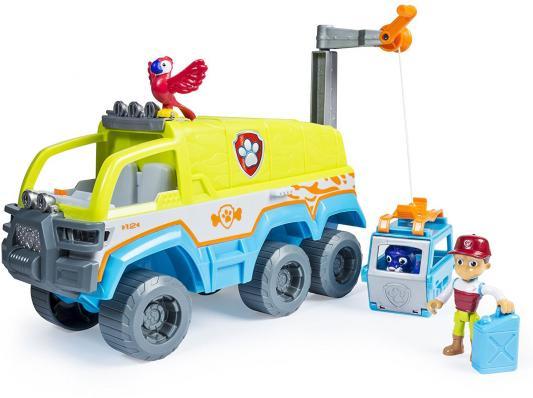 Игровой набор Paw Patrol Вездеход спасателей 16705 spin master большой автомобиль спасателей погрузчик рокки щенячий патруль