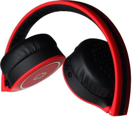 лучшая цена Гарнитура QUMO Accord 3 Pro красный черный