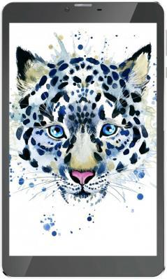 Планшет Irbis TZ841 8 16Gb черный Wi-Fi 3G Bluetooth Android TZ841 планшет irbis tw33 kb 1gb 16gb windows 10 черный