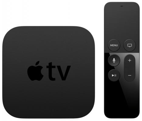 Медиаплеер Apple TV 4K 32GB MQD22RS/A медиаплеер apple tv 4th generation 32gb mr912rs a