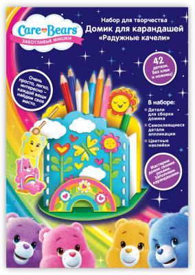 Набор для творчества РОСМЭН «Заботливые мишки: Радужные качели» от 3 лет