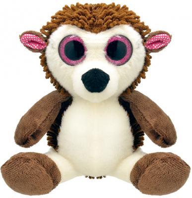 Мягкая игрушка Wild Planet Ежик текстиль коричневый 15 см K7854