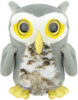 """Мягкая игрушка Wild Planet """"Сова"""" искусственный мех текстиль 28 см K8135"""